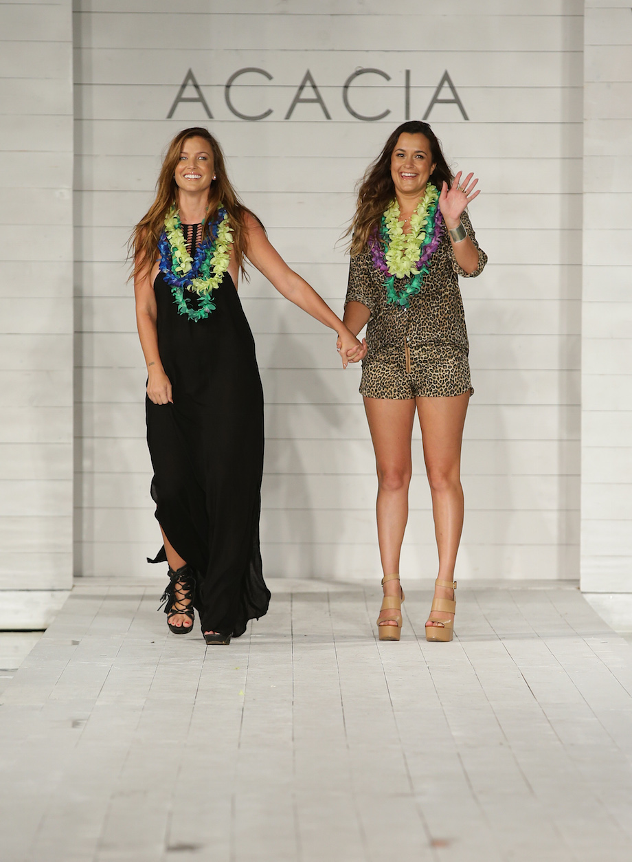 Lolli/Acacia Swim 2015 Collection - Runway